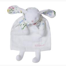 D. Porthault Childrens -  Doudou - Bunny/Blanket - Fleurs des Champs - Multicolor