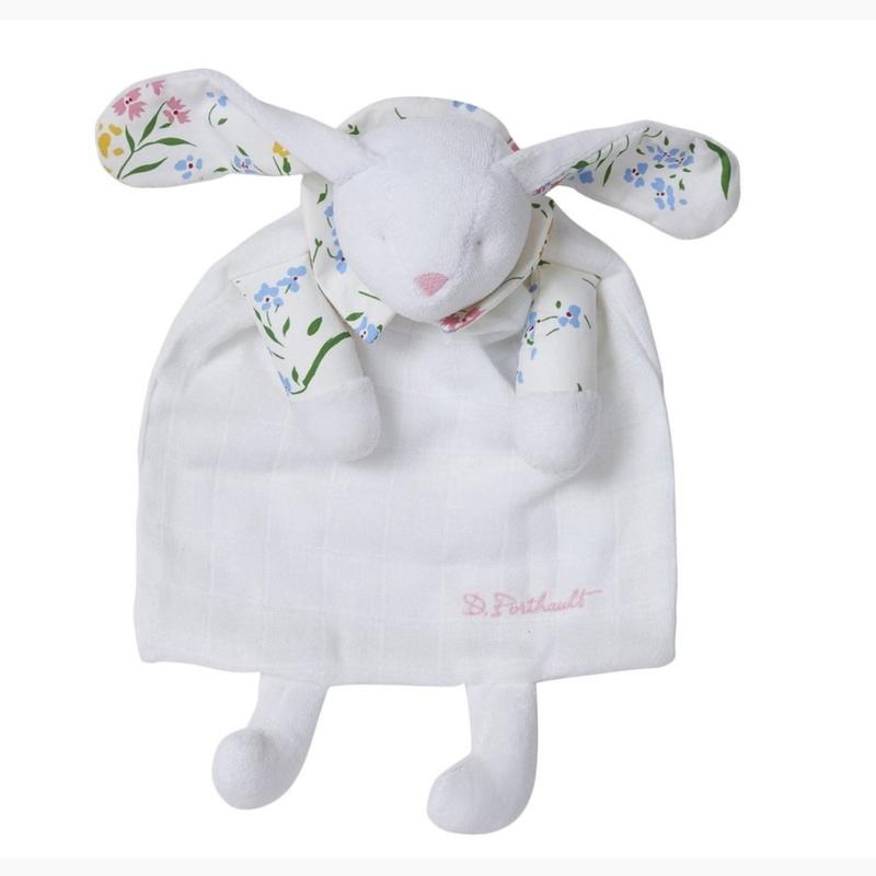 Doudou Bunny/Blanket - Fleurs des Champs