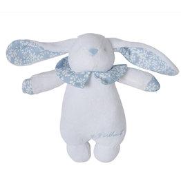 D. Porthault Hochette/Rattle Bunny - Liberty Blue