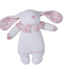 D. Porthault Hochette/Rattle  Bunny - Liberty Pink