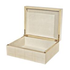 Box - Natural Box with Rectangular Blocks