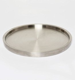 Tray - Double Wall Serving - Mate Stainless - 13""