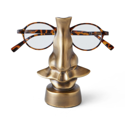 The Eyes Have It - Glasses Holder -  Mustache
