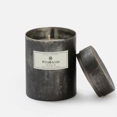 Candle - Ferrum -  Seawater Foam - Black - 9 oz.