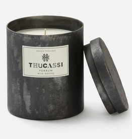 Candle - Ferrum -  Wild Groves - Black - 9 oz.