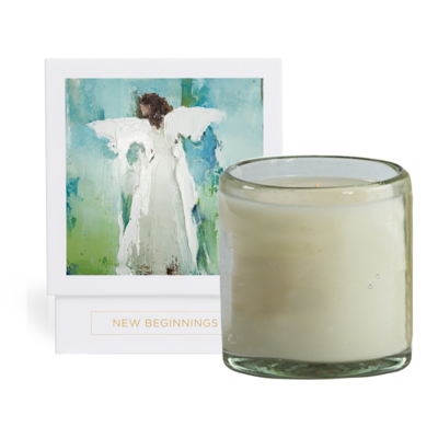 Candle - Angel -  New Beginnings