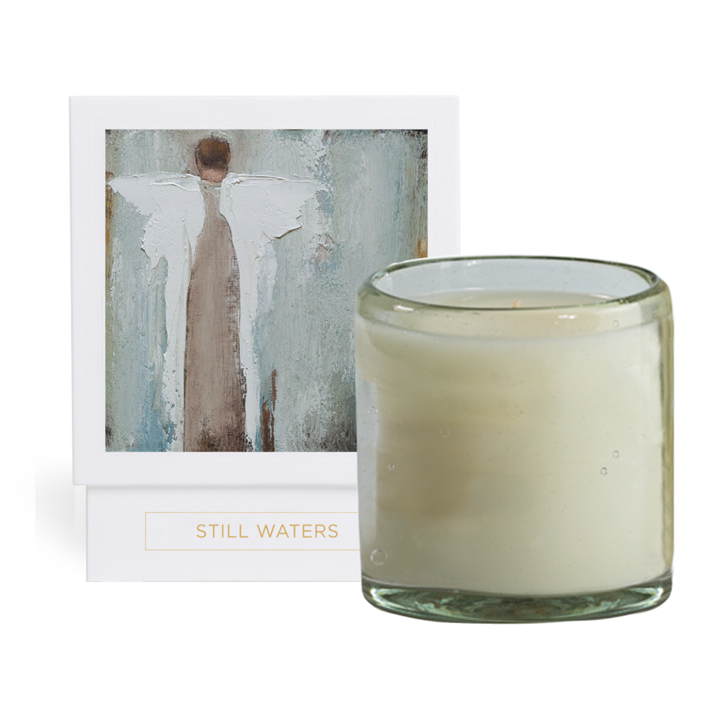 Candle - Angel -  Still Waters