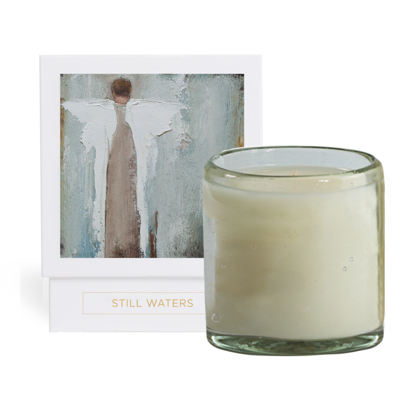 Anne Neilson Home Candle - Angel -  Still Waters