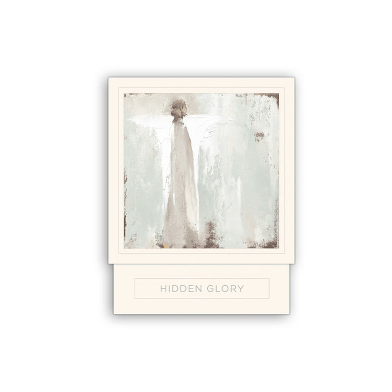 Anne Neilson Home Candle - Angel -  Hidden Glory