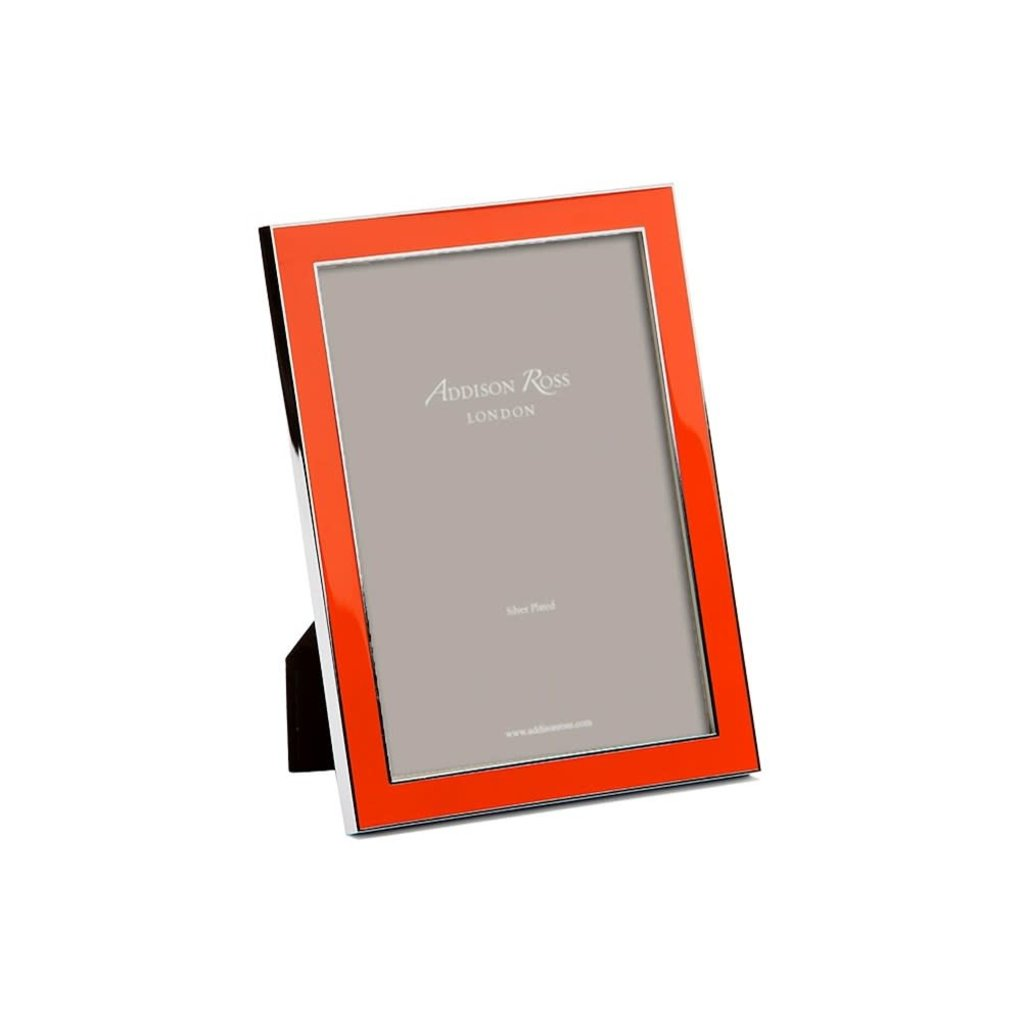 Frame - Enamel - Orange -
