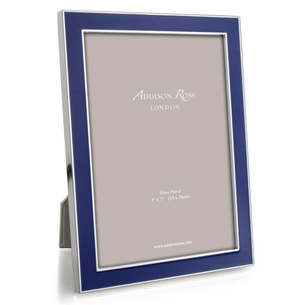 Frame - Enamel - Royal Blue -