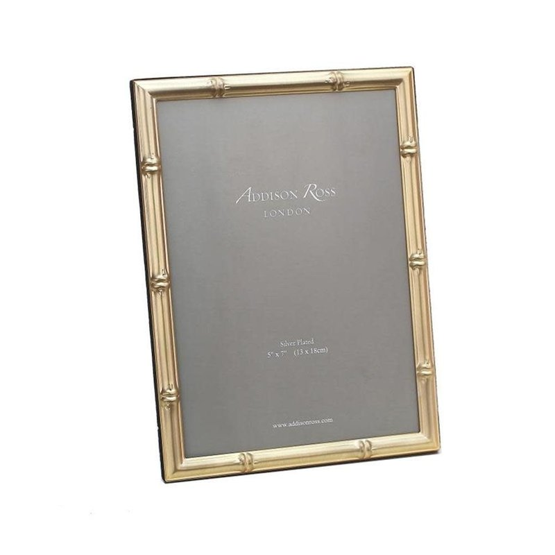 MH Frame - Bamboo - Matte Gold -
