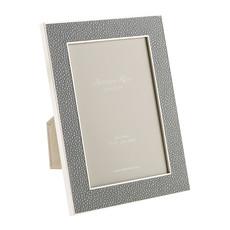 MH Frame - Faux Shagreen - Grey