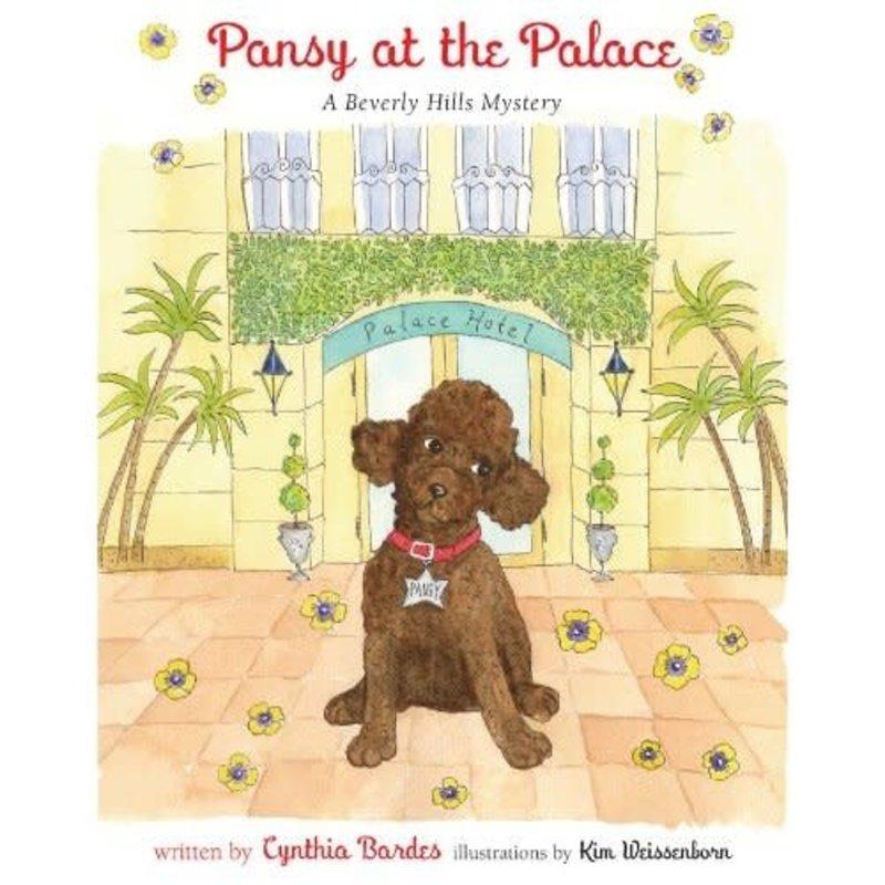 OCTOBRE PRESS Book -  1 - Pansy At the Palace