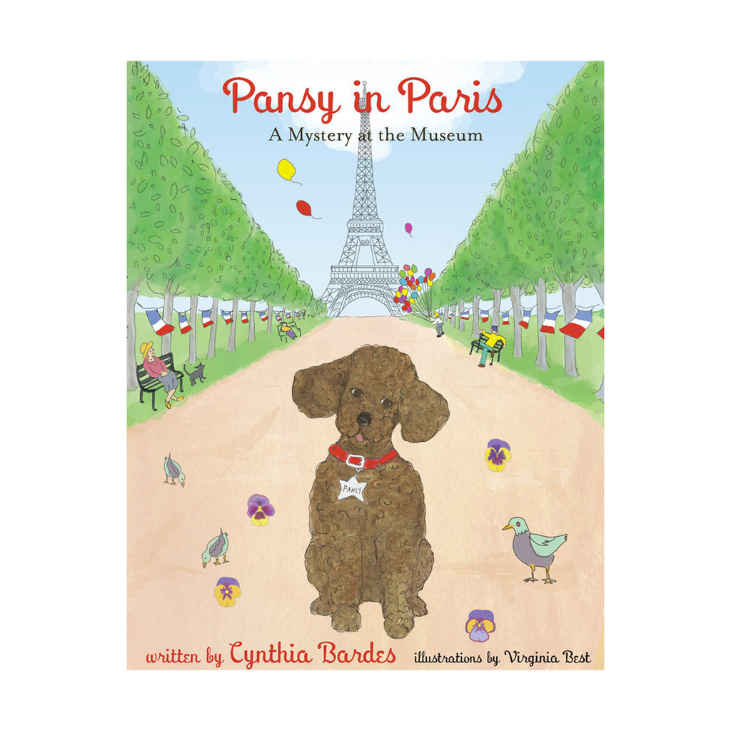 Book -  2 - Pansy in Paris