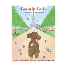 MH Book -  2 - Pansy in Paris