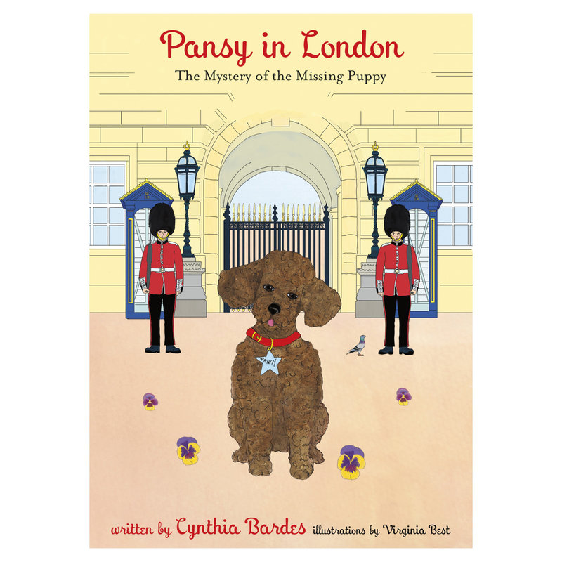 OCTOBRE PRESS Book -  5 - Pansy in London