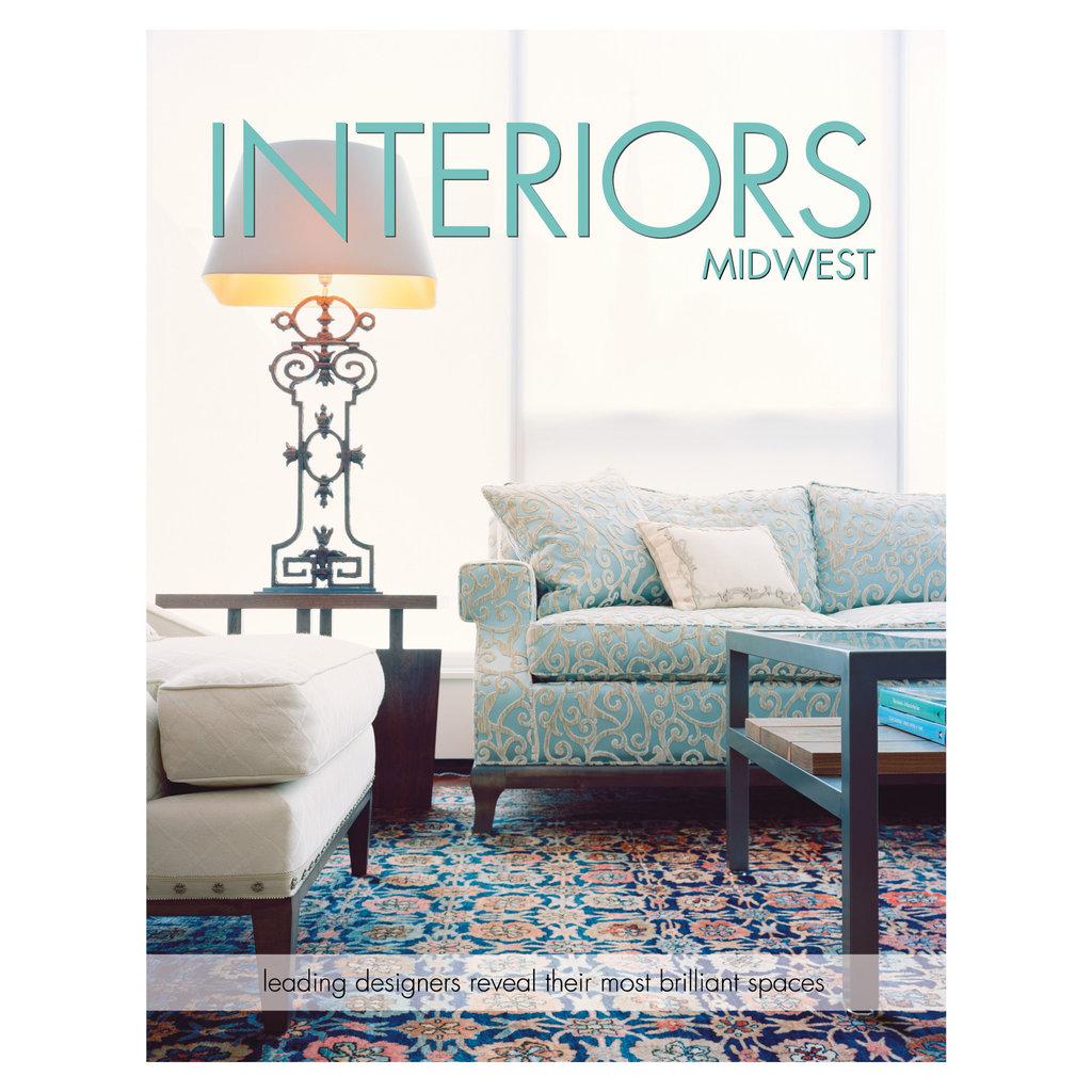 Bardes Interiors Book - Interiors Midwest - Leading Designers Book