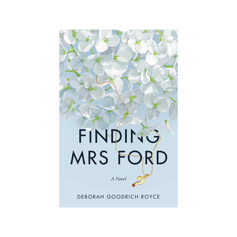 Simon & Schuster Book - Finding Mrs. Ford - Deborah Goodrich Royce