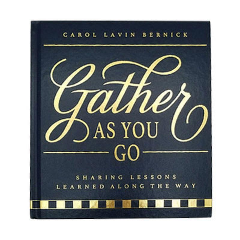 Gather As You Go, LLC Book - Gather As You Go - Carol Lavin Bernick