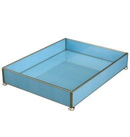 MH Vanity Tray -  Blue Lizard