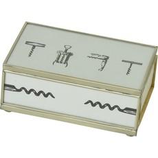MH Matchbox Cover -  Cork Screws