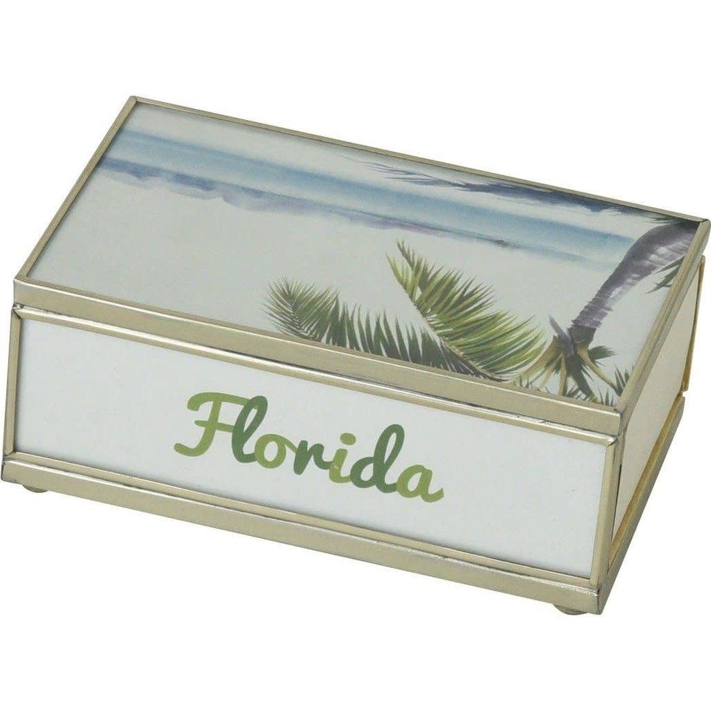 Matchbox Cover -  Florida