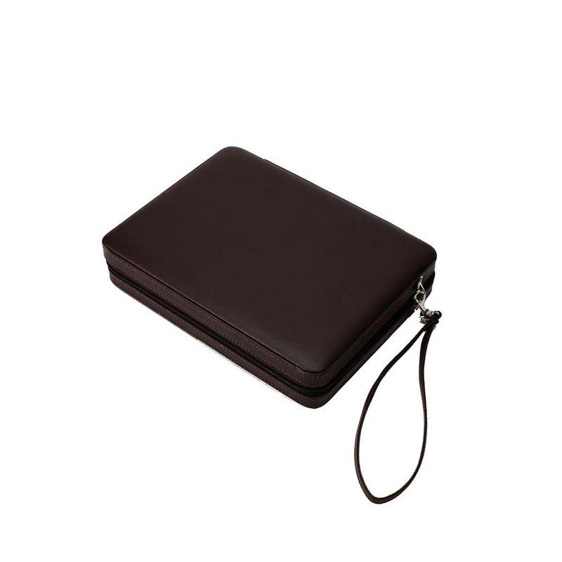 MH Backgammon - Travel Set -  Brown