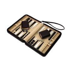 Backgammon - Travel Set -  Brown