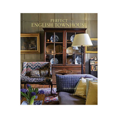 Book - Perfect English Townhouse - Ros Byam Shaw