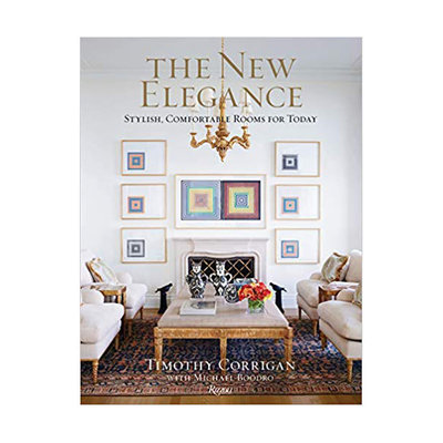 Book - The New Elegance - Timothy Corrigan