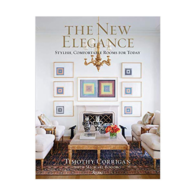 Penguin Random House Rizzoli Book - The New Elegance - Timothy Corrigan