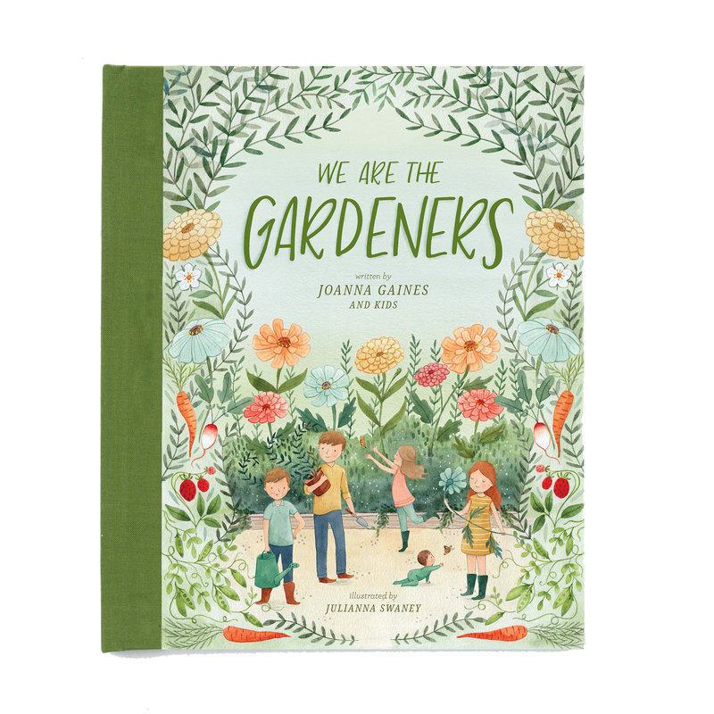 Harper Collins - Thomas Nelson Book - We are the Gardeners - Joanna Gaines