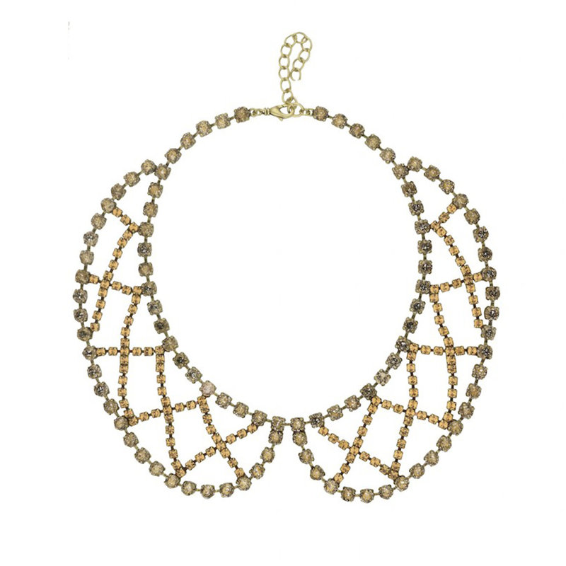 Caprice Decadent Necklace - Caprice Collar