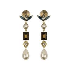 Earrings - Vedette 6 - Pearl