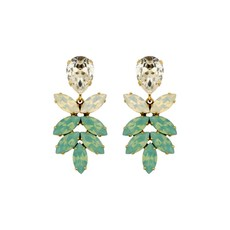 MH Earrings - Aphrodite II - 4 Turquoise