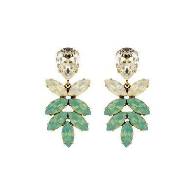 Earrings - Aphrodite II - 4 Turquoise