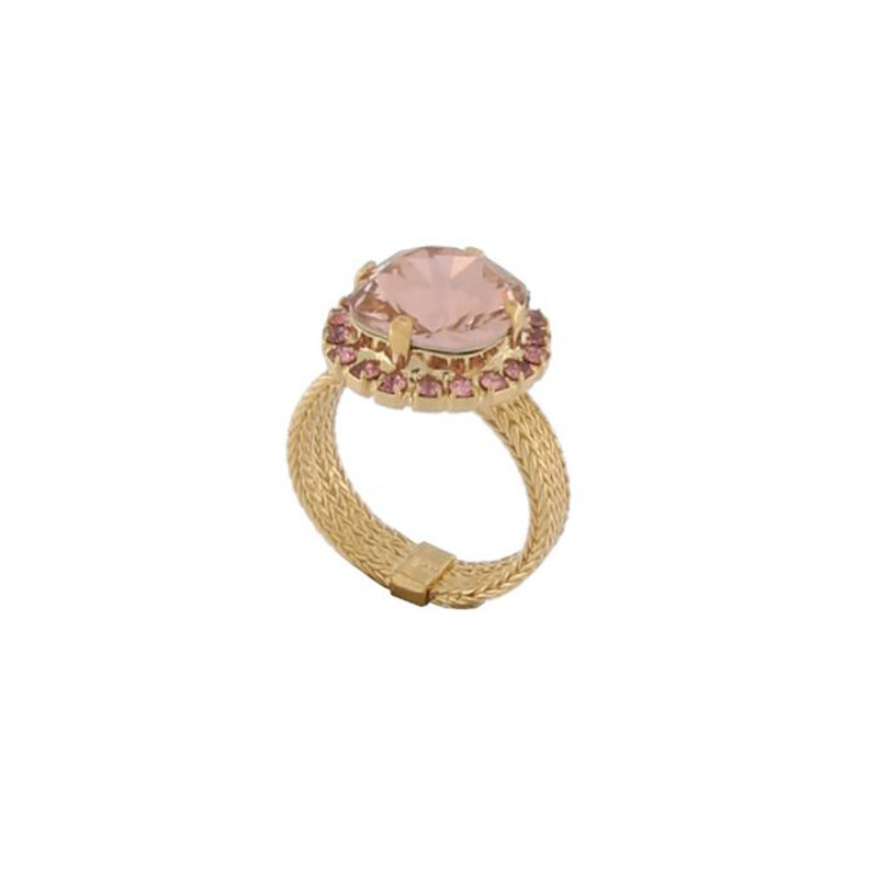 Caprice Decadent Ring - Bliss II -  Rosaline