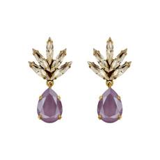 MH Earrings - Athena -  4 - Lavender