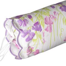 Pois de Senteur - Lavender - Bedding -  Sham - Neckroll