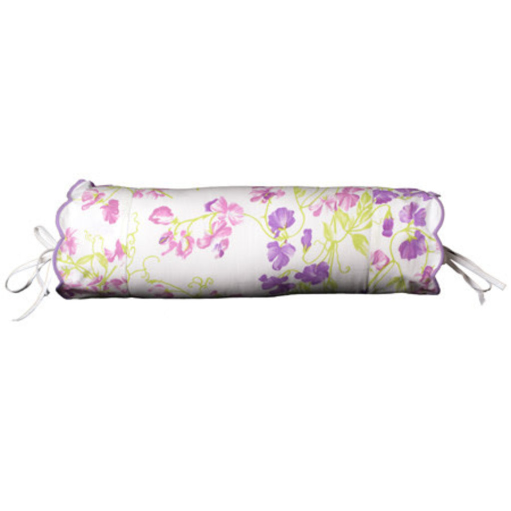 D. Porthault Pois de Senteur - Lavender - Bedding -  Sham - Neckroll