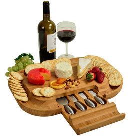 Cheese Board Set - Deluxe Malvern