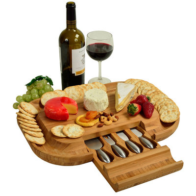 Cheese Board Set - Deluxe Malvern