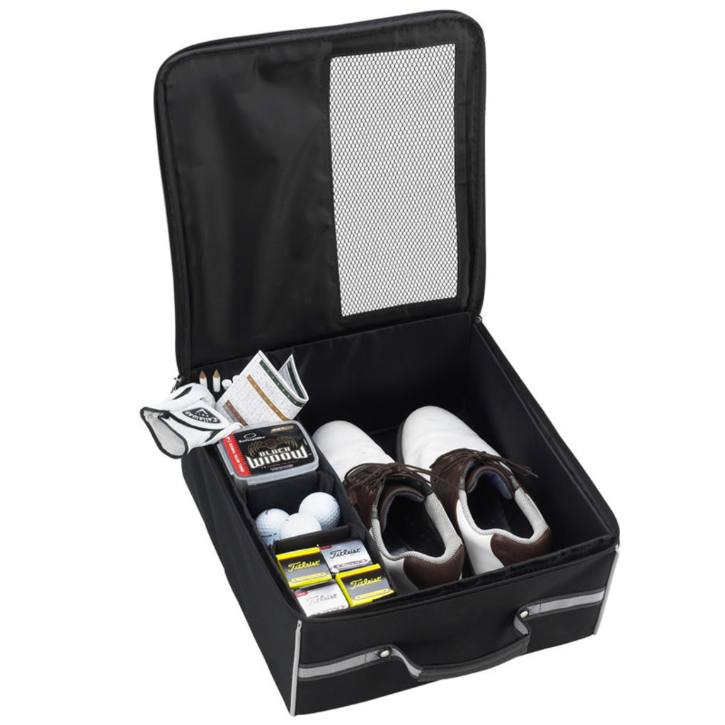 Trunk Organizer - Golf - Black