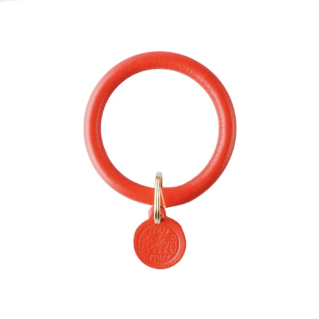 Maggie Wilson - Classic Key Rings - Multiple Colors