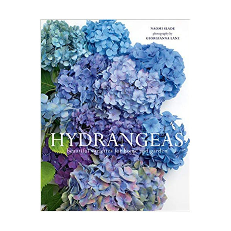 Gibbs Smith Publisher Book - Hydrangeas: Beautiful Varieties for Home & Garden - Naomi Slade