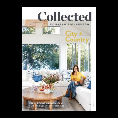Book - Collected: City + Country, Vol. 1 - Sarah Richardson