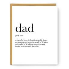 MH Card - Definition - Dad
