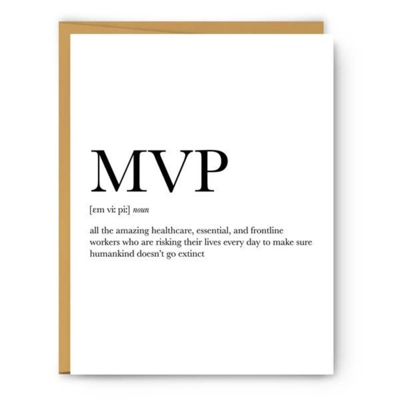 MH Card - Definition - MVP