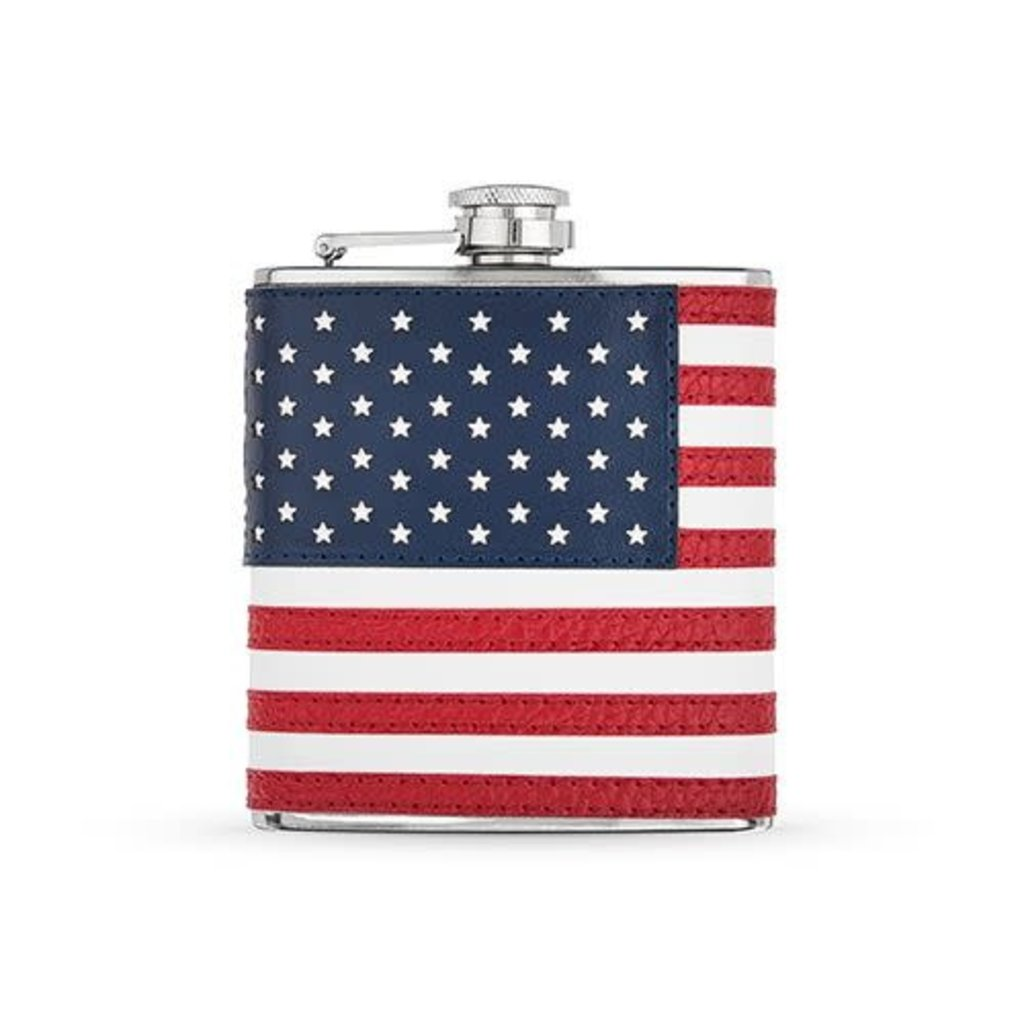 Flask - American Flag